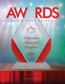 2019 Awards of Distinction Catalogue