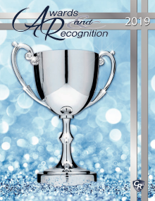 2019 Awards & Recognition Catalogue